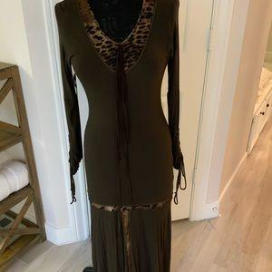 Cavalli vintage dress